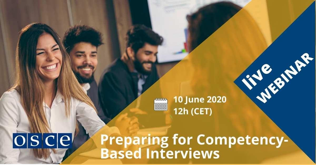 Preparing for Competency-Based Interviews